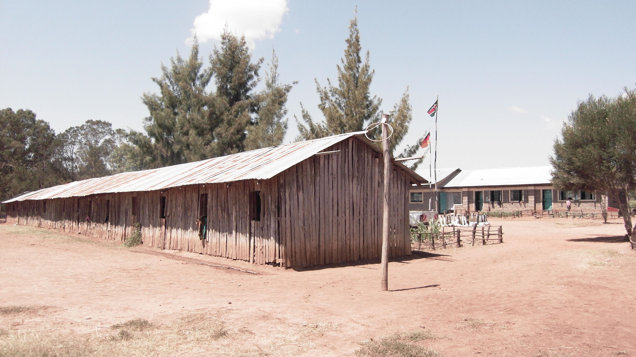 Die alte und neue Kahingo-School