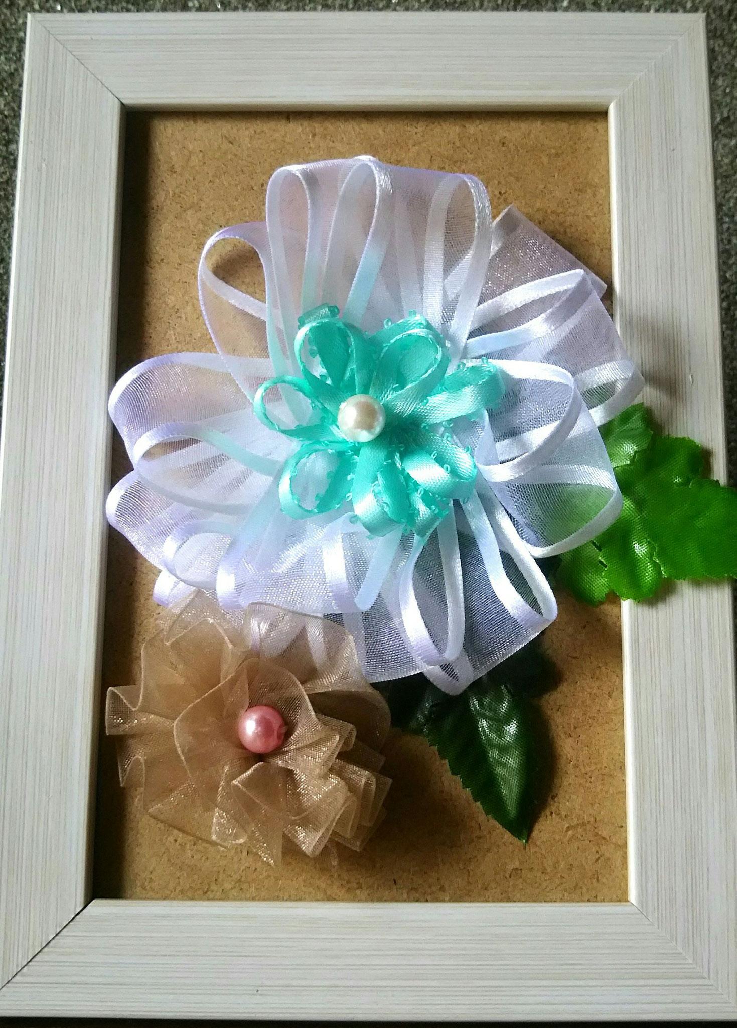 お花飾り ¥500