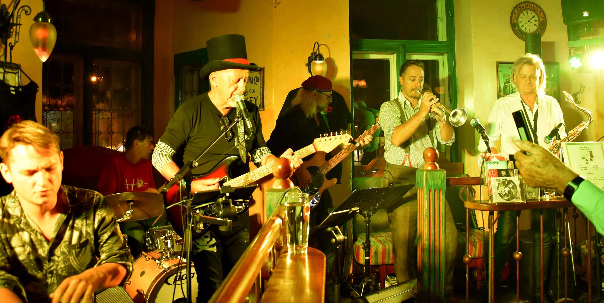 Rudi Biber's Blues Band - 2019