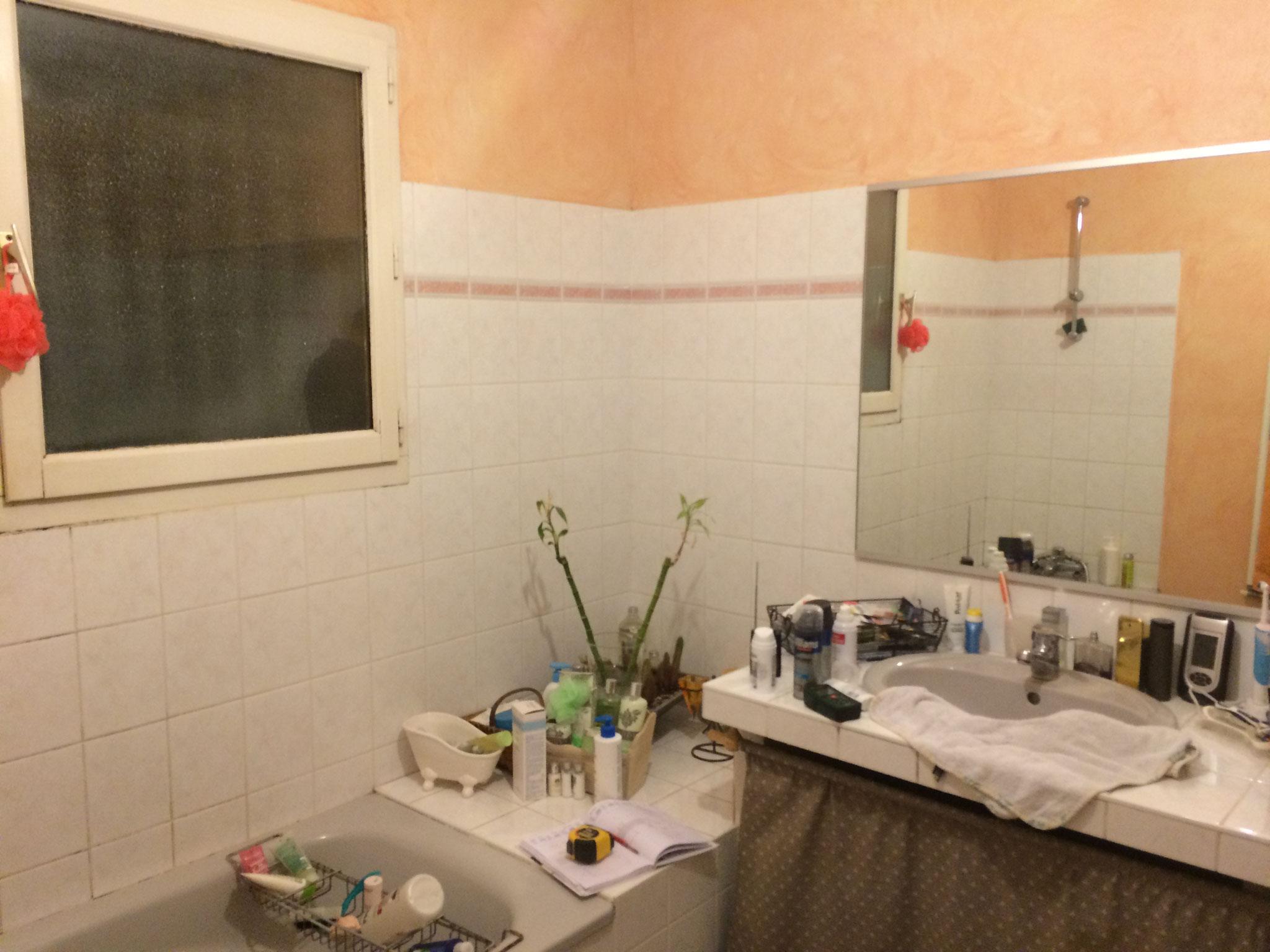 R novation de salle de bain st jean de muzols 07300 for Salle de bain st jean