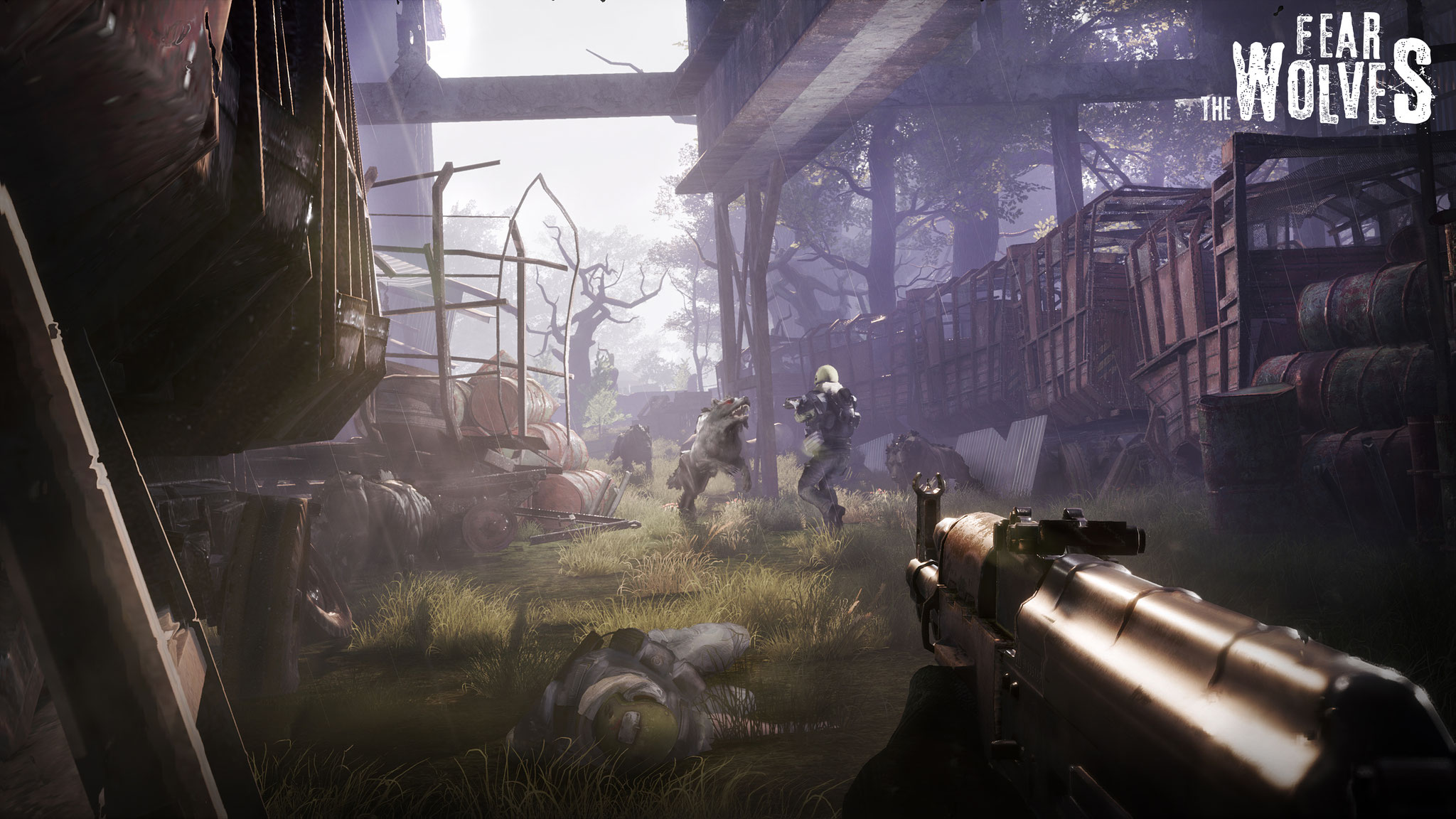 Fear the Wolves Gameplay Screenshots #2 Bild: Focus Home Interactive