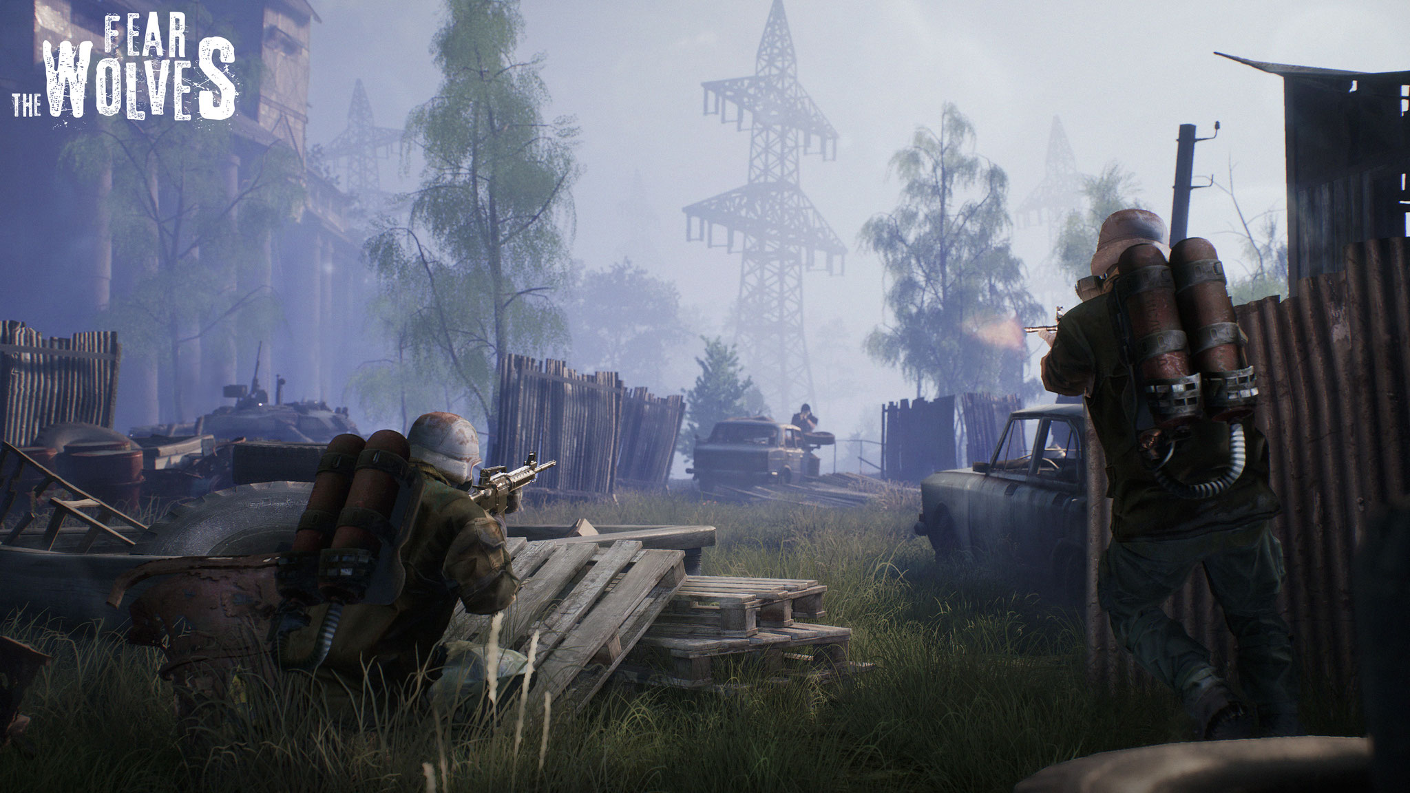 Fear the Wolves Gameplay Screenshots #1 Bild: Focus Home Interactive