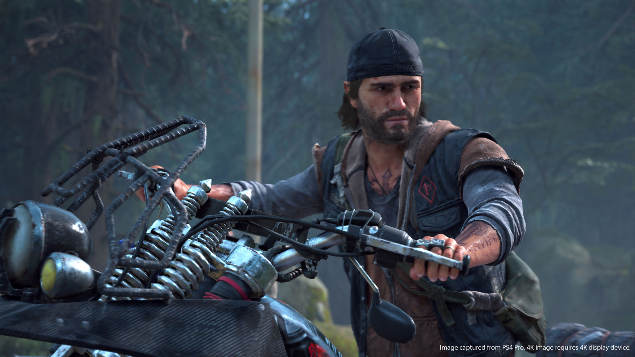 Days Gone E3 2018 Screenshots #1 - Bild: Sony