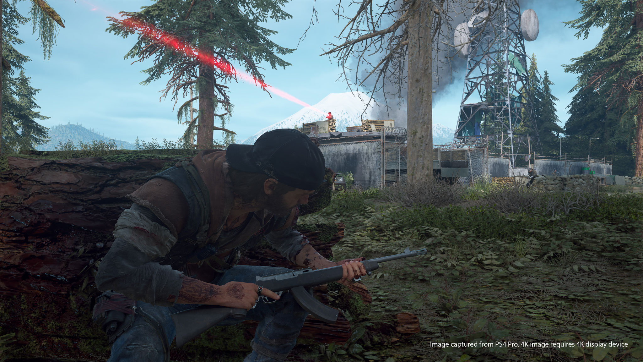 Days Gone E3 2018 Screenshots #5 - Bild: Sony