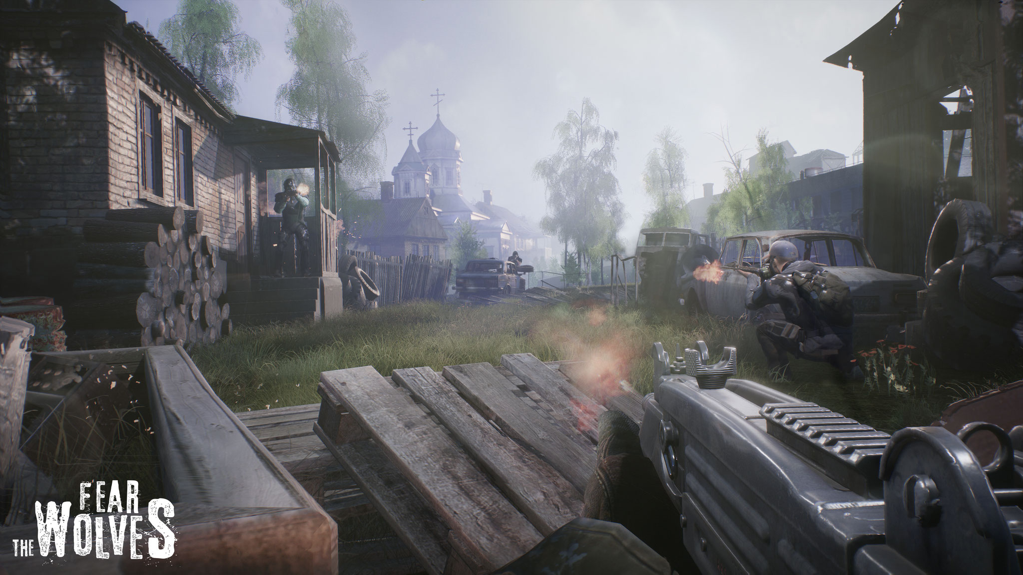 Fear the Wolves Gameplay Screenshots #5 Bild: Focus Home Interactive