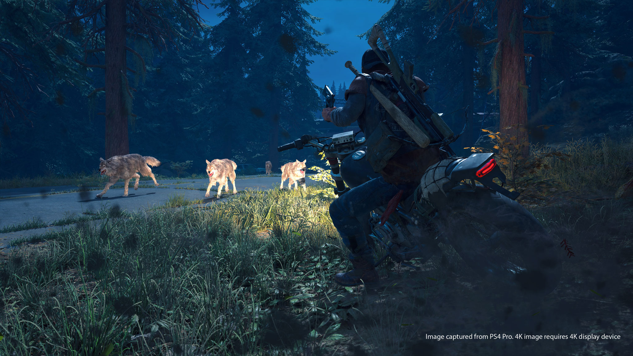 Days Gone E3 2018 Screenshots #9 - Bild: Sony