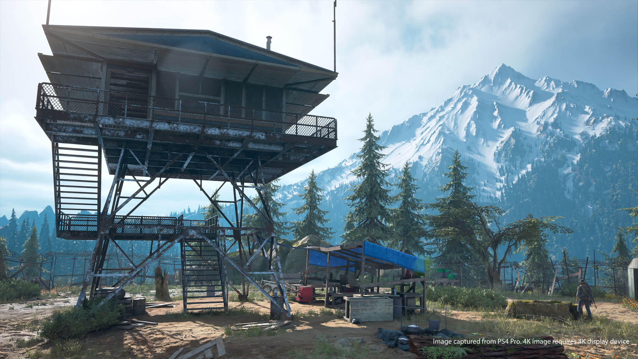 Days Gone E3 2018 Screenshots #10 - Bild: Sony