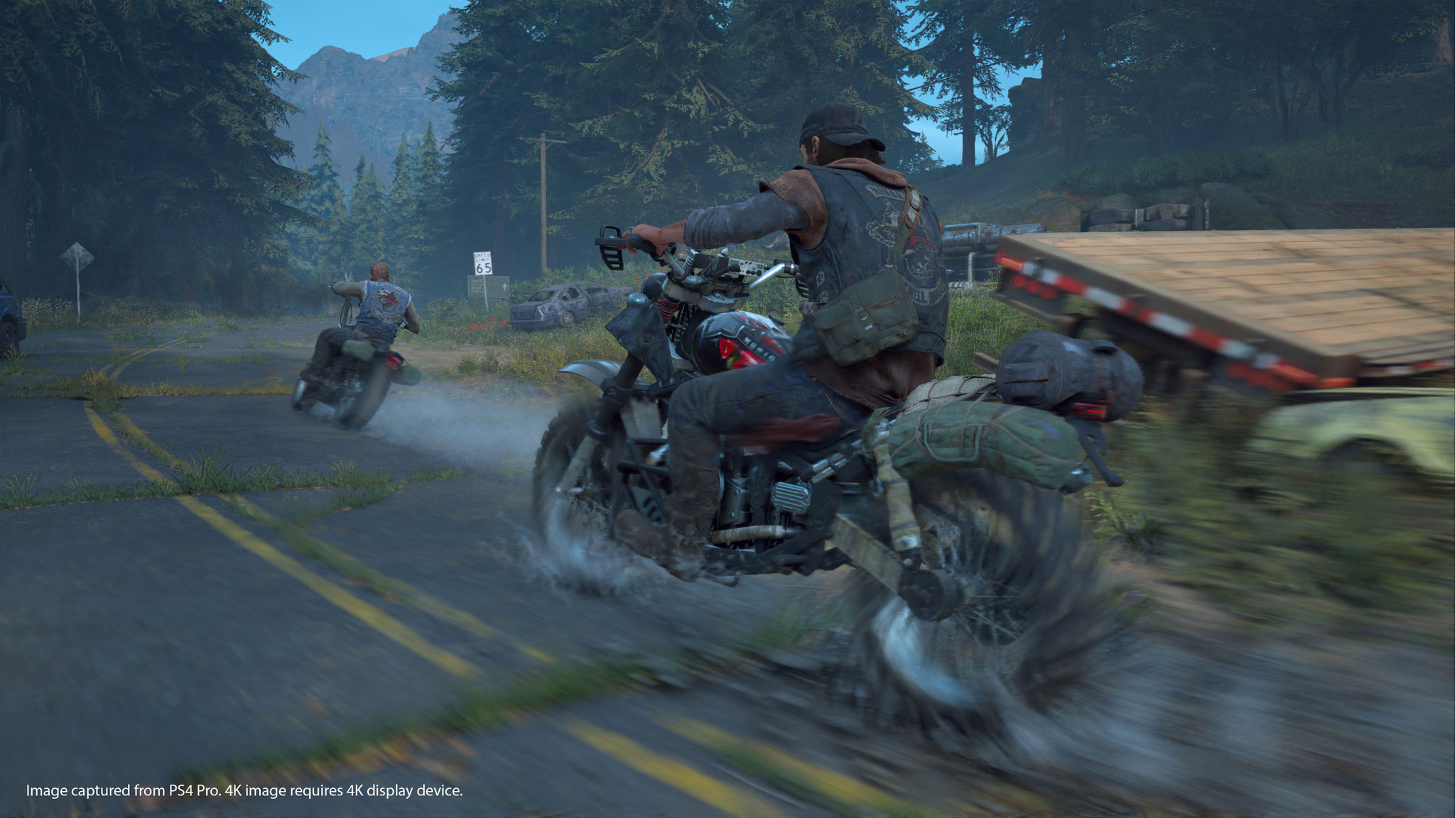 Days Gone E3 2018 Screenshots #3 - Bild: Sony