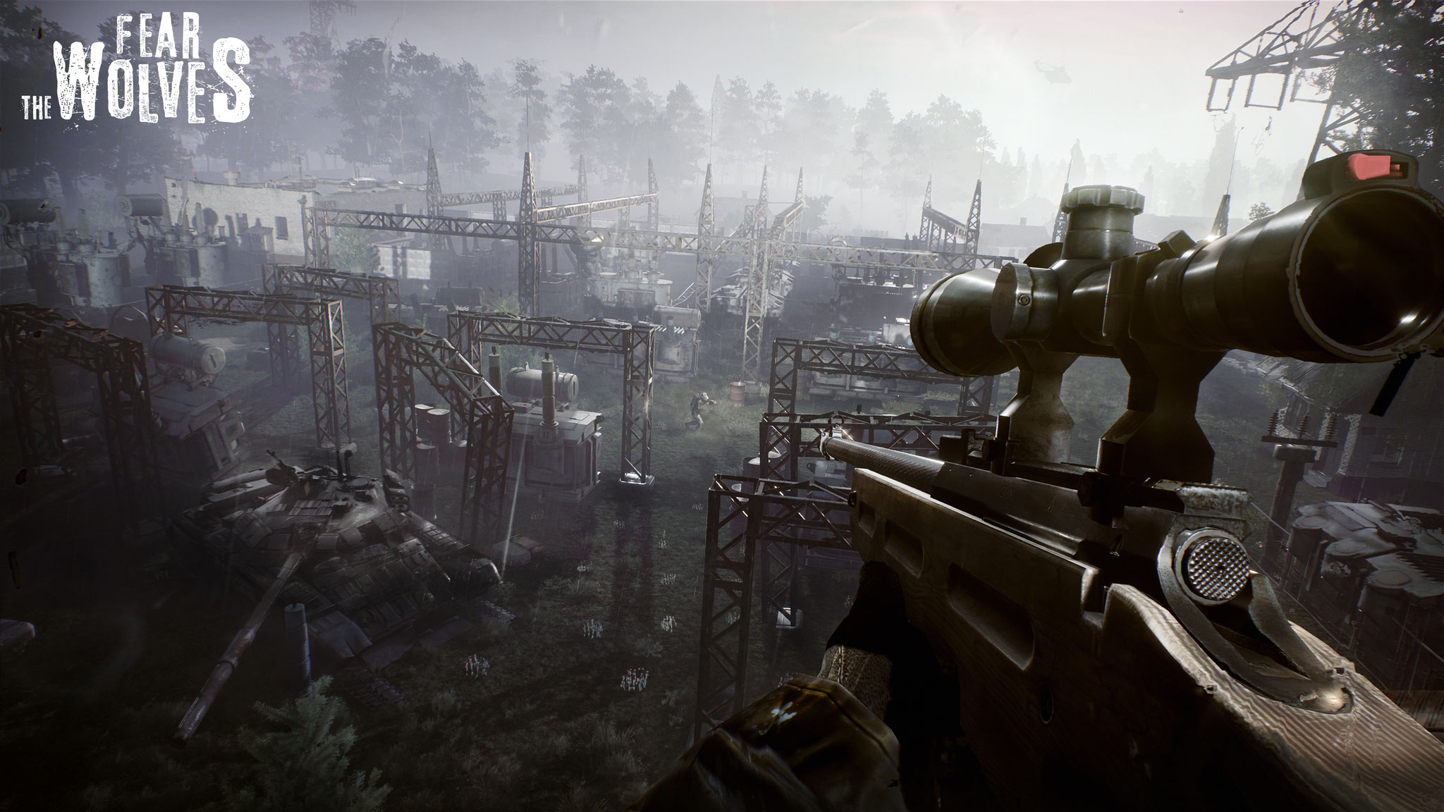 Fear the Wolves Gameplay Screenshots #4 Bild: Focus Home Interactive