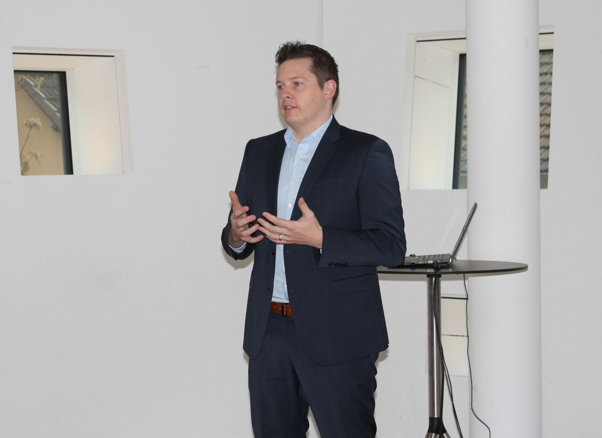 Sebastian Schmalenbach, COO und Leiter Technology Services bei URANO