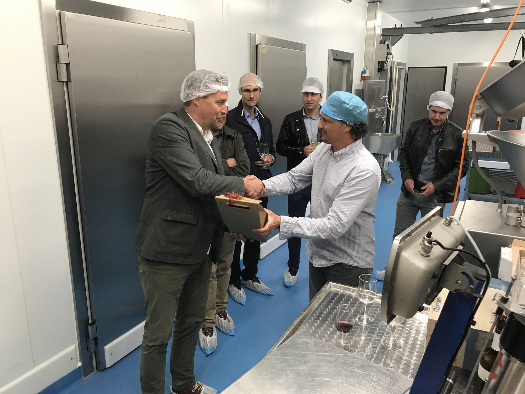 Valais Prime Food Niedergesteln, 2. Mai 2018