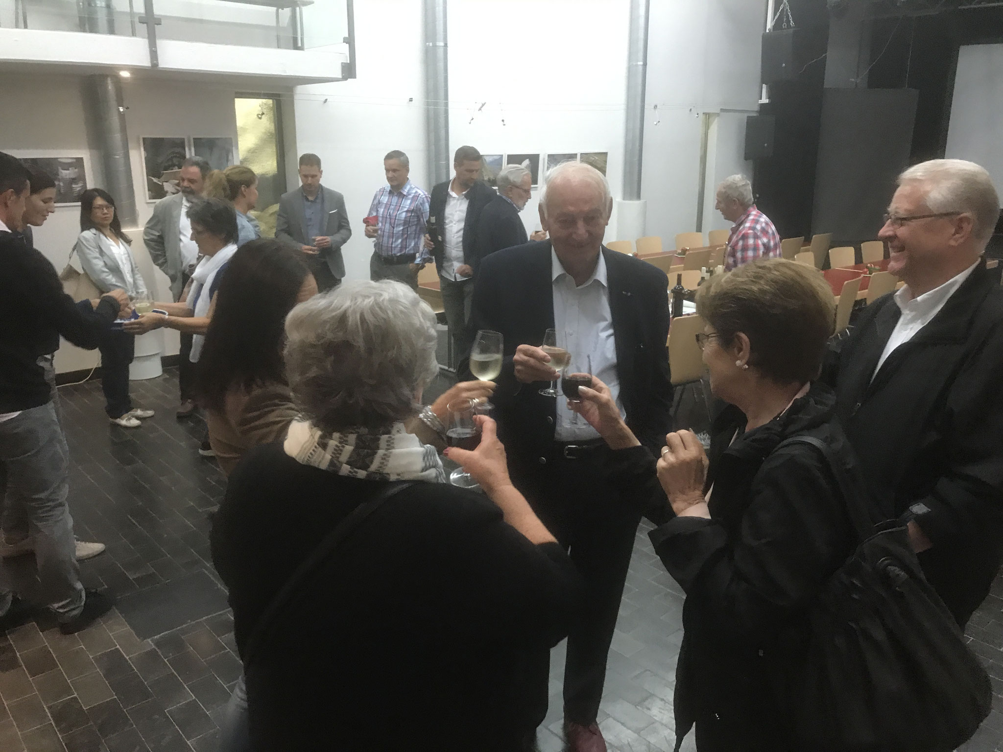 Partneranlass Festung Naters, 1. September 2017