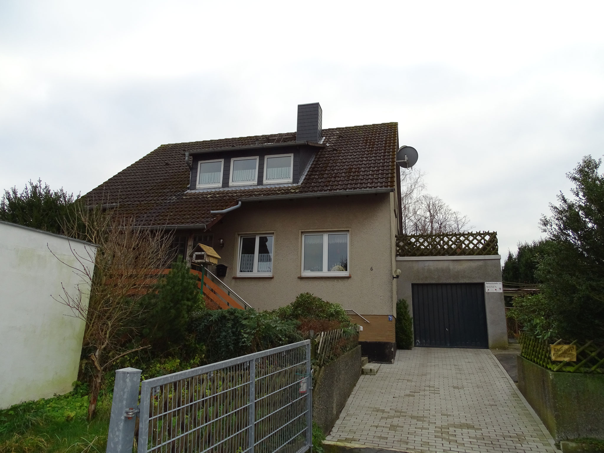 Einfamilienhaus verkauft in Lengende - Woltwiesche