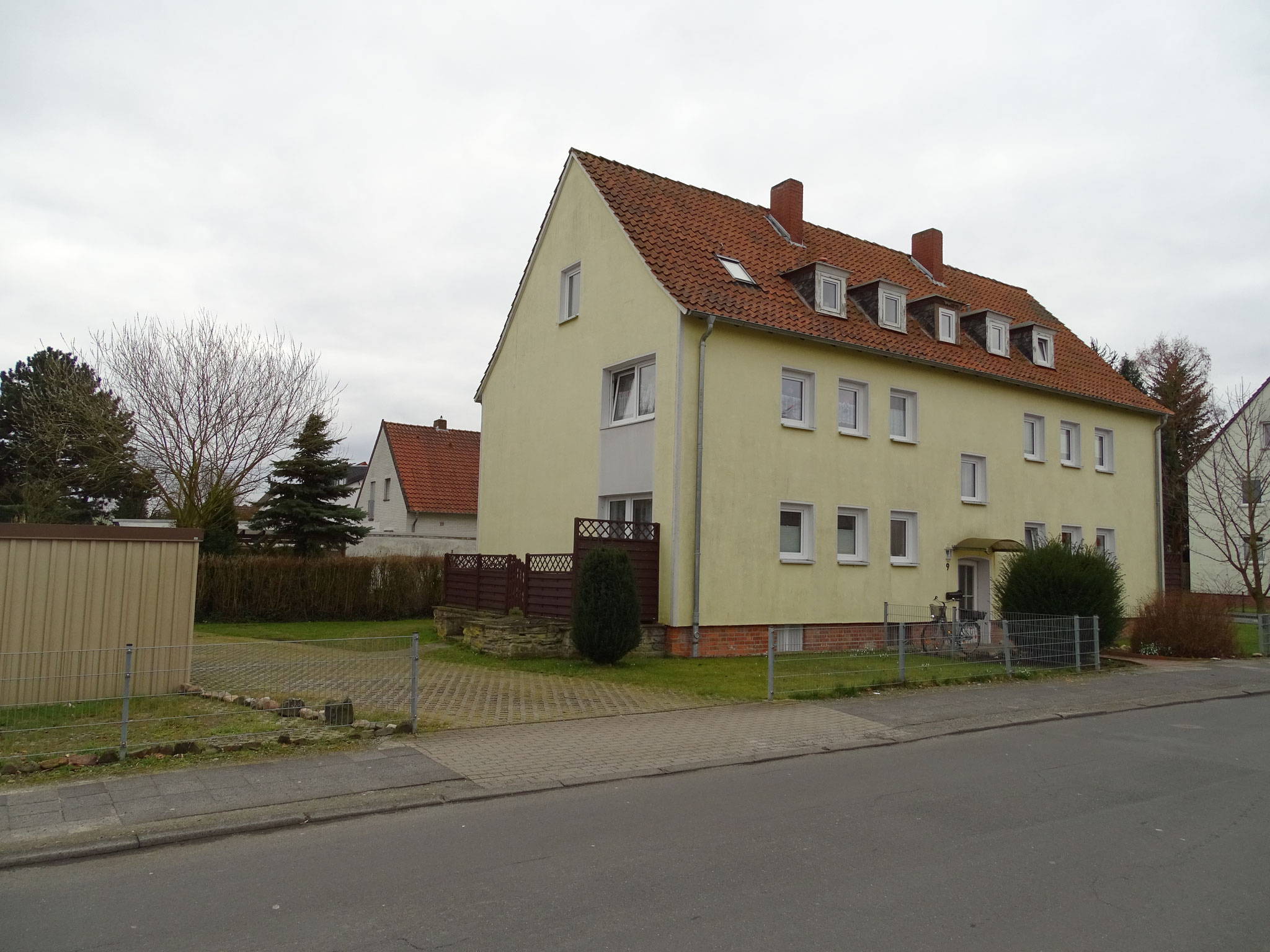 Mehrfamilienhaus verkauft in Burgdorf - Hannover