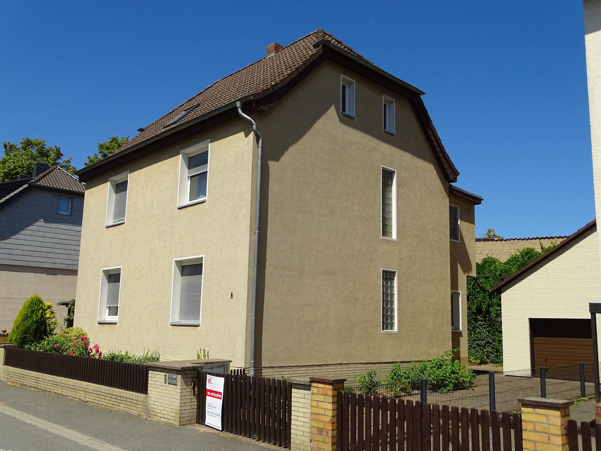 Zweifamilienhaus verkauft in Peine