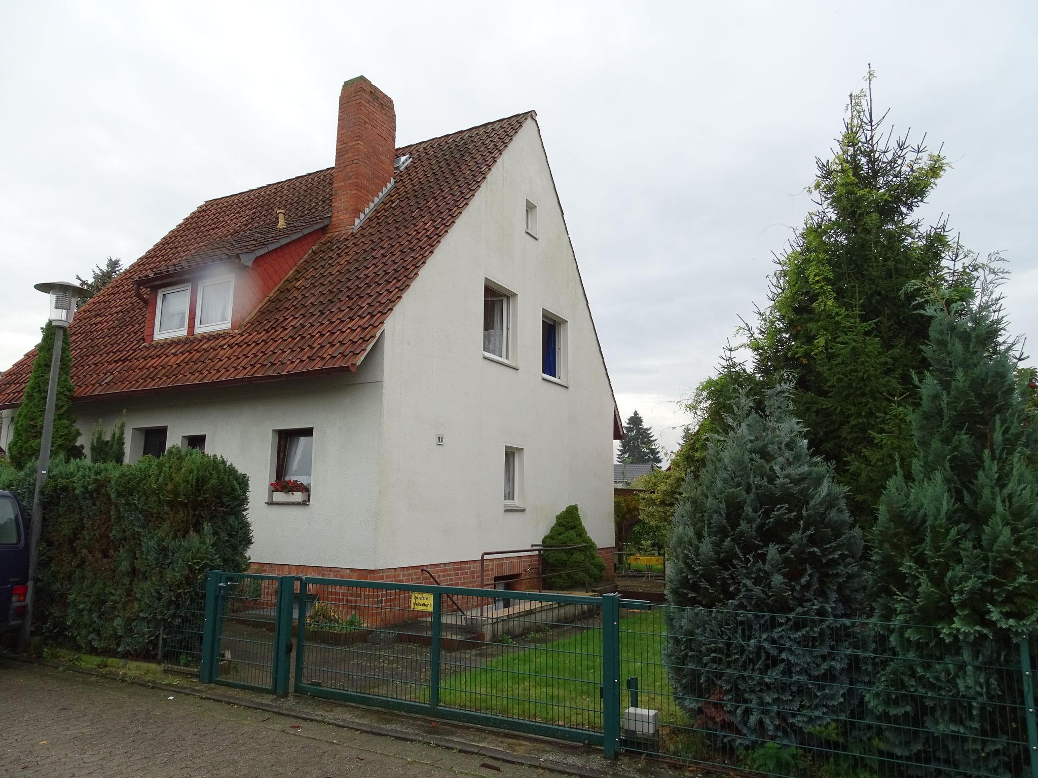 Einfamilienhaus verkauft in Burgdorf - Hannover