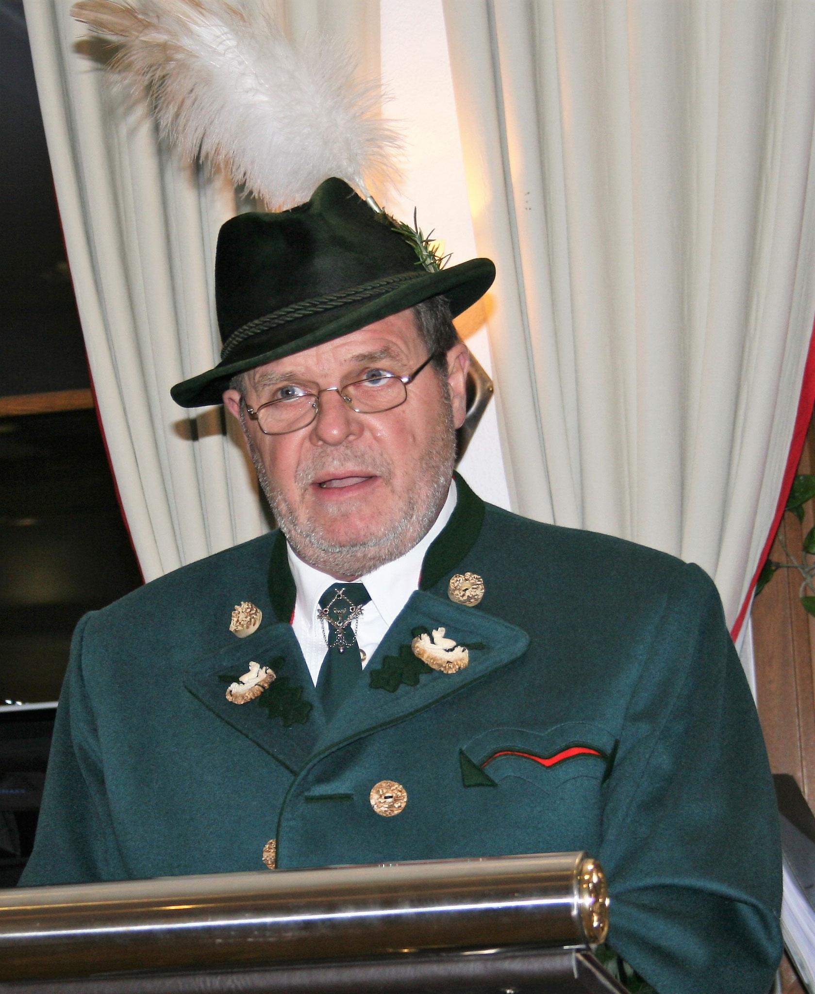 Albrecht Zollhauser (1.Vorstand)