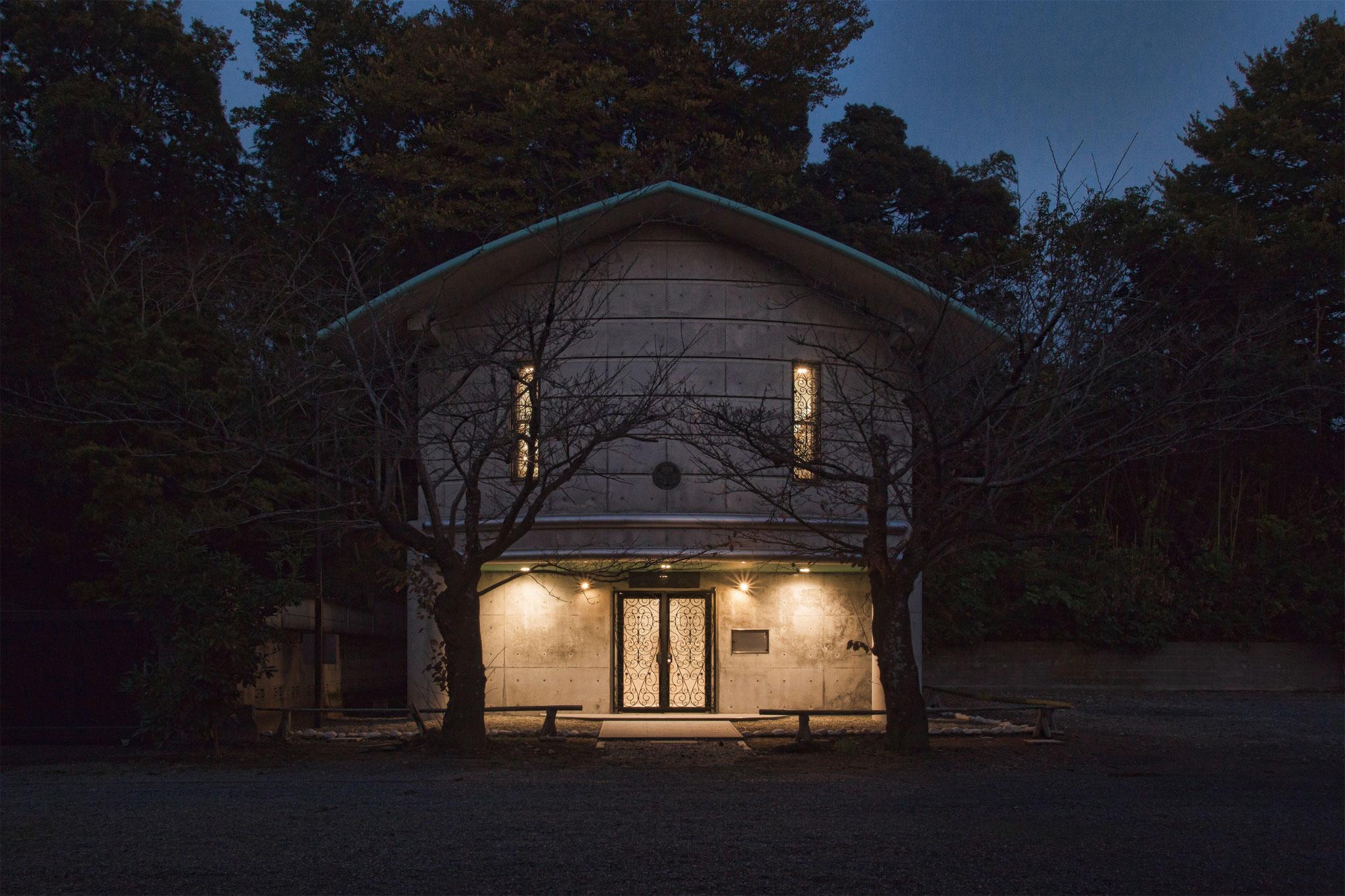 夜景 Photo by BDM