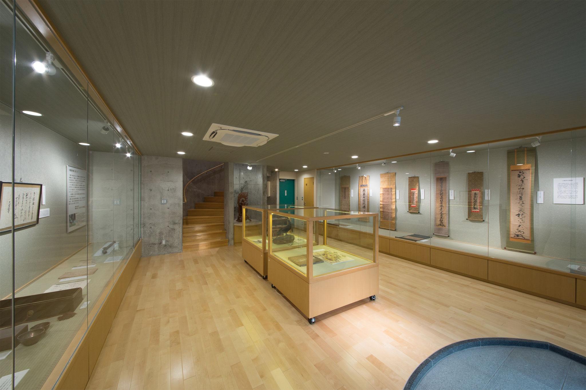 1階収蔵室 Photo by BDM