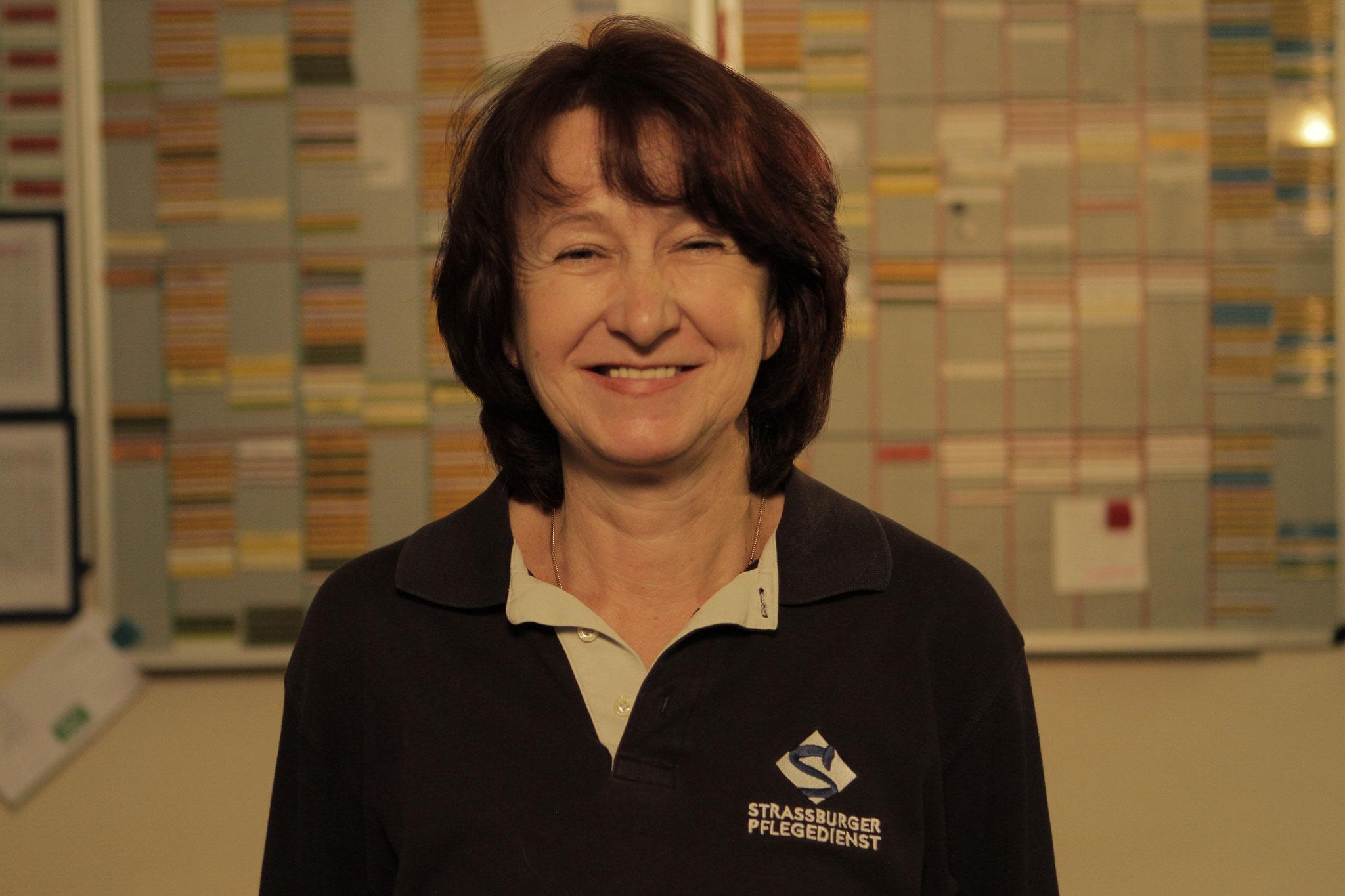 Barbara Neubauer, Krankenschwester, PDL