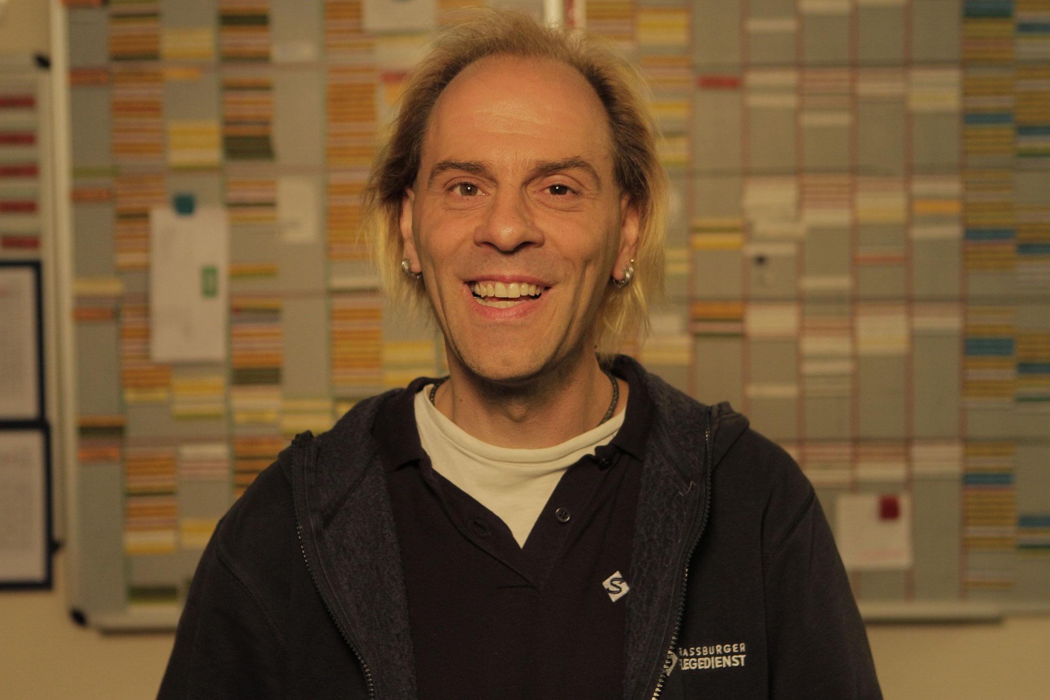 Frank Rott, Gesundheitspflegeassistent