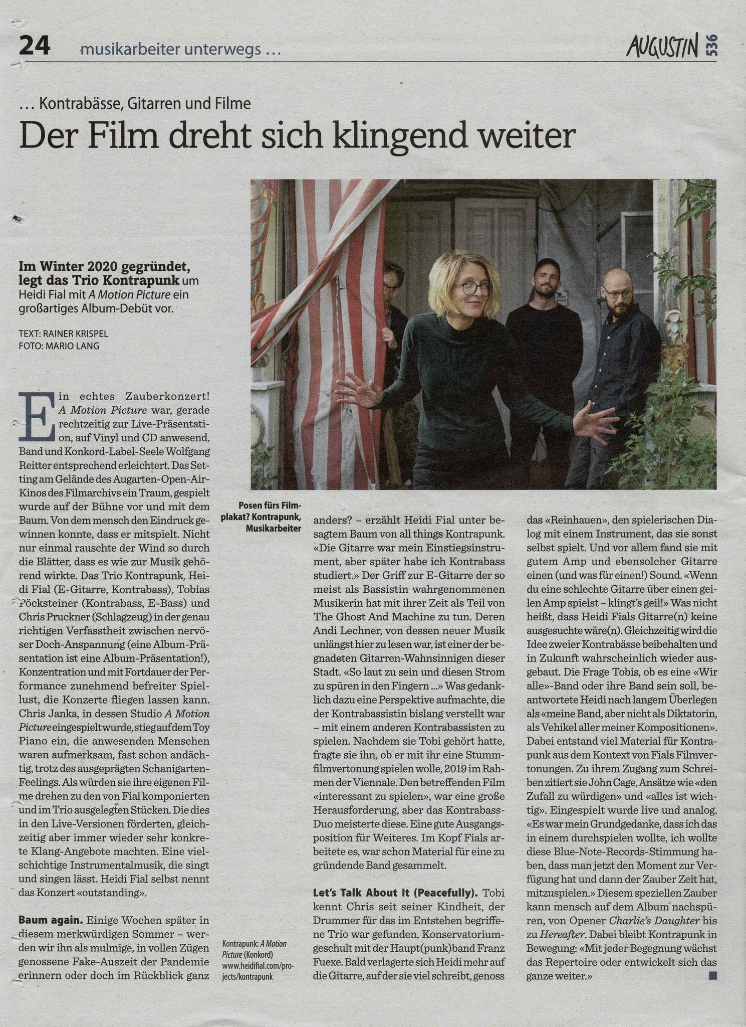 Augustin Boulevardzeitung