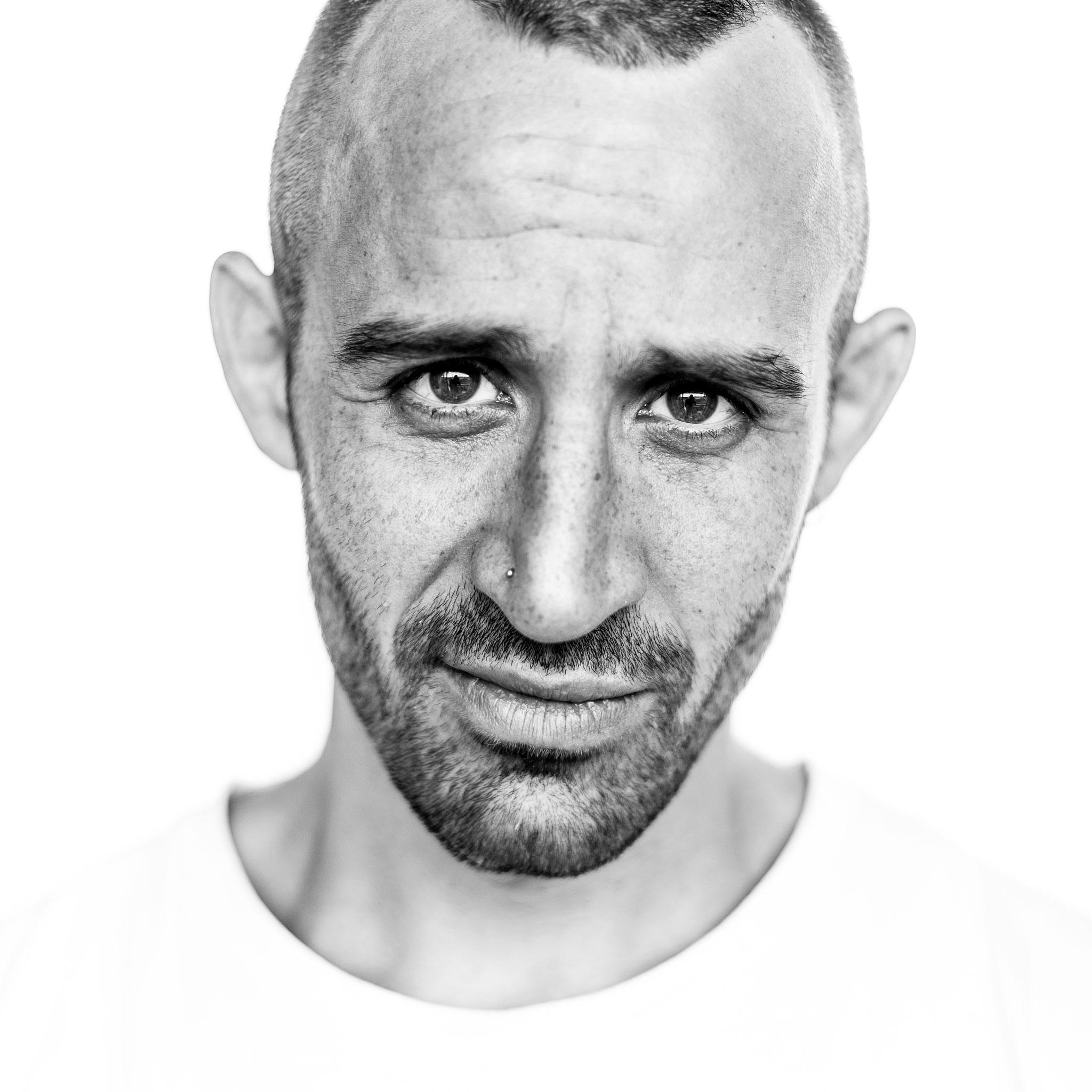 Florent, Professeur de boxe française