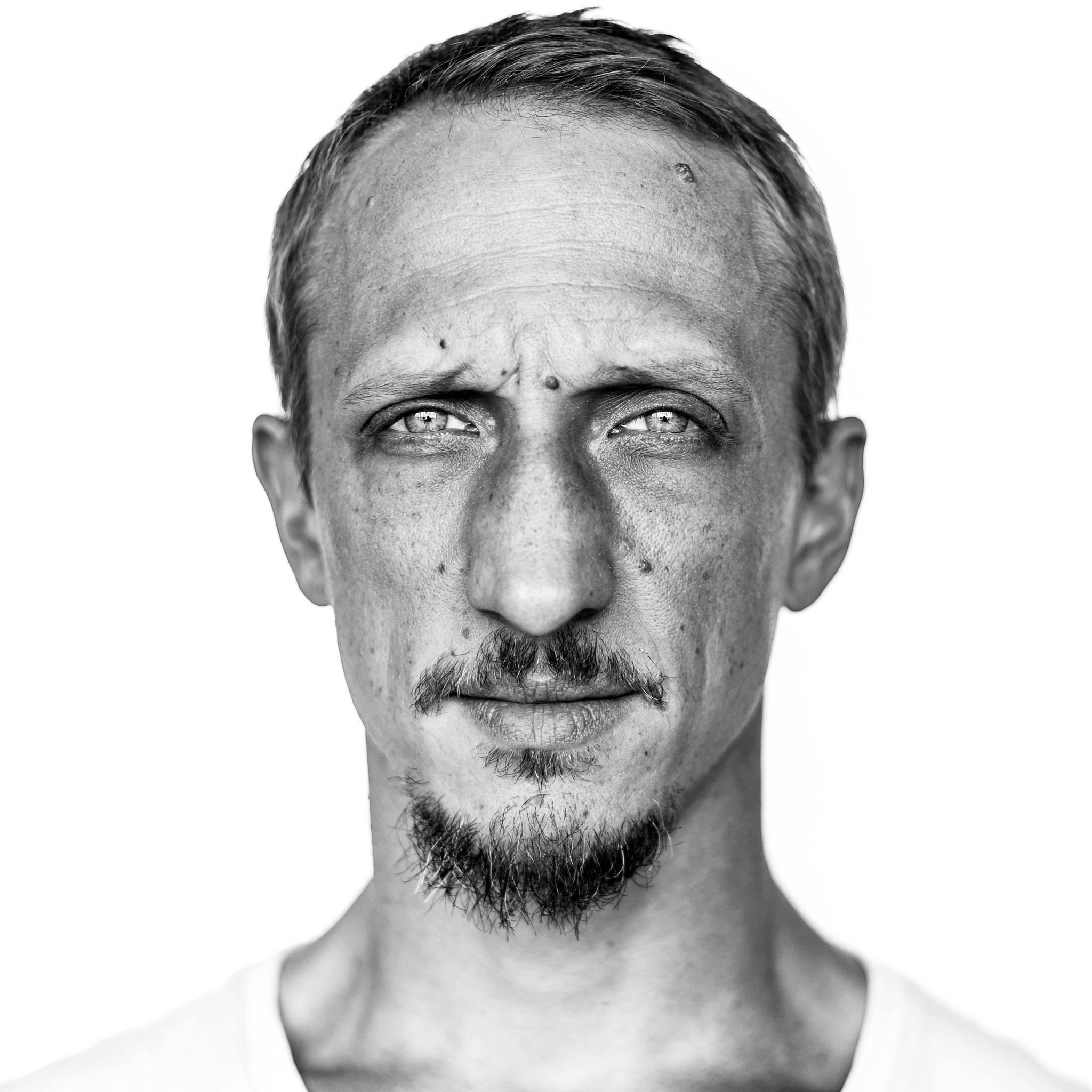 Stéphane, Professeur de boxe française
