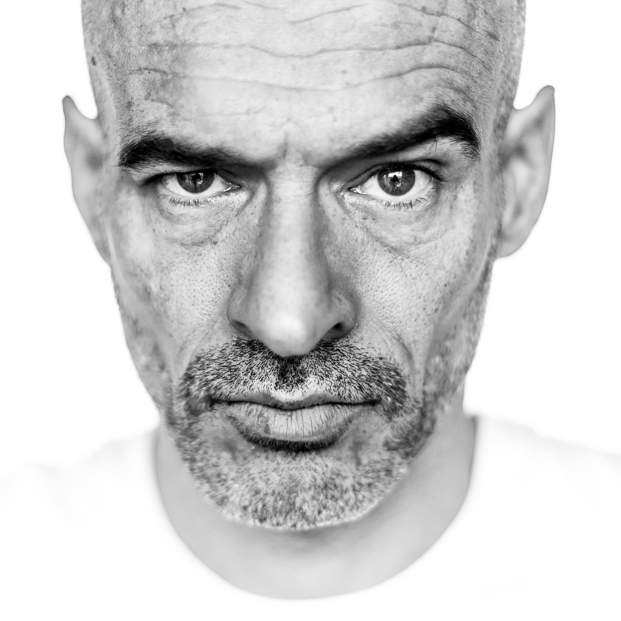 Yannick, Professeur de boxe française