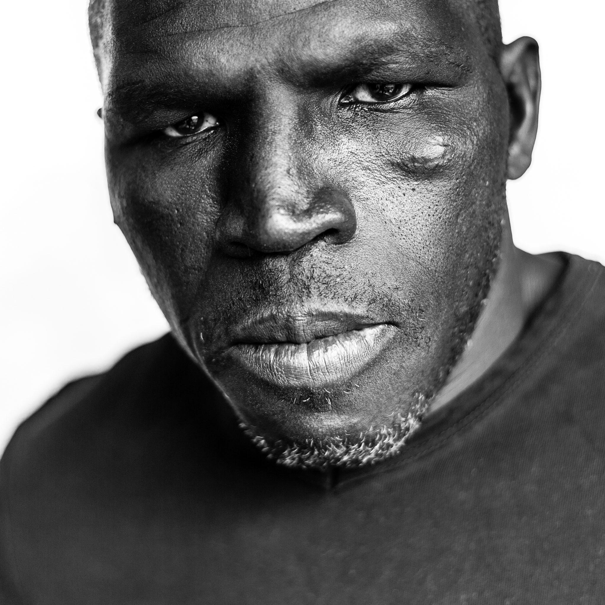 Mamadou Thiam, Professeur de boxe anglaise