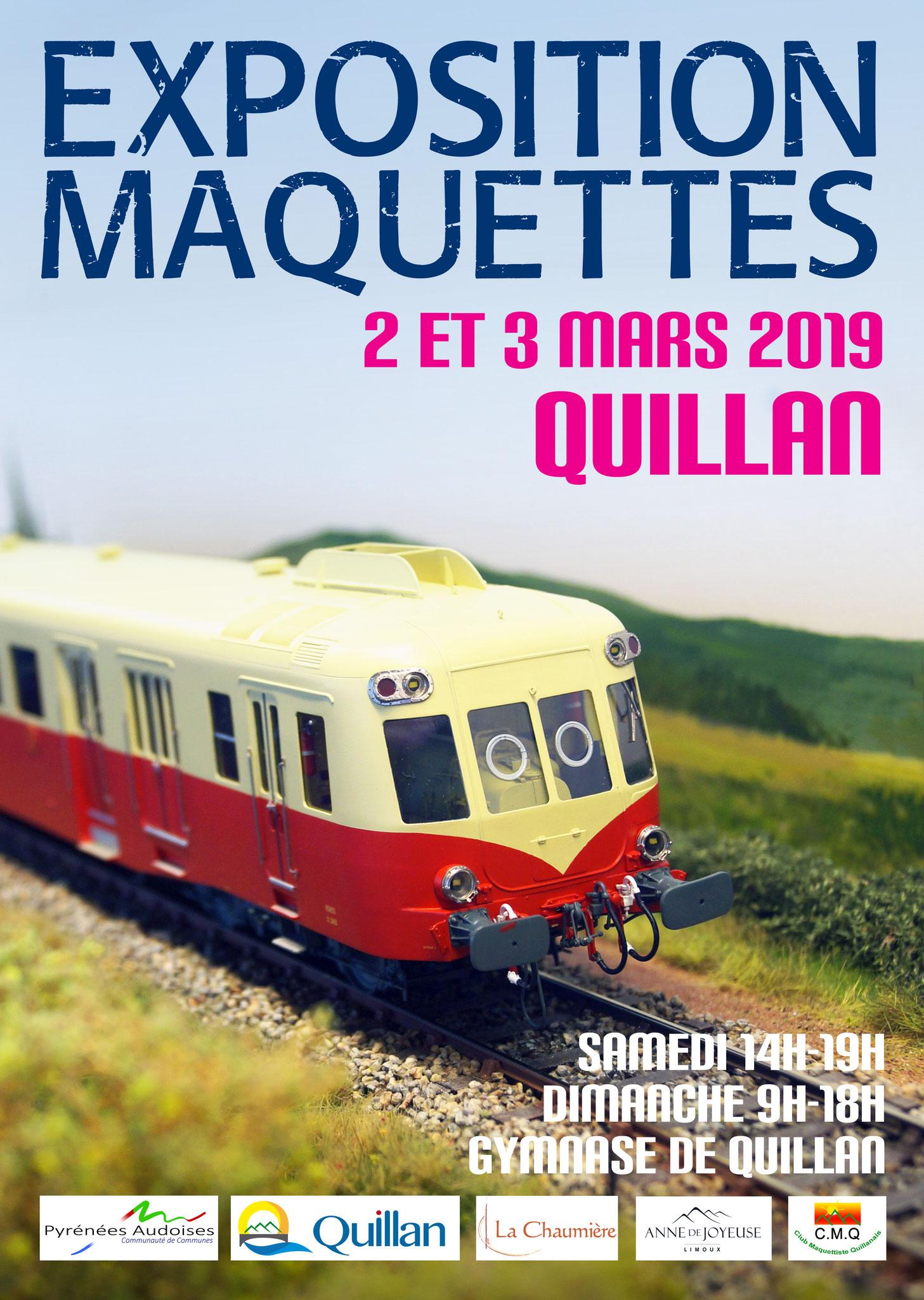 Calendrier Expo Maquette 2019.Expo Quillan 2019 Club Maquettiste Quillanais Site Officiel
