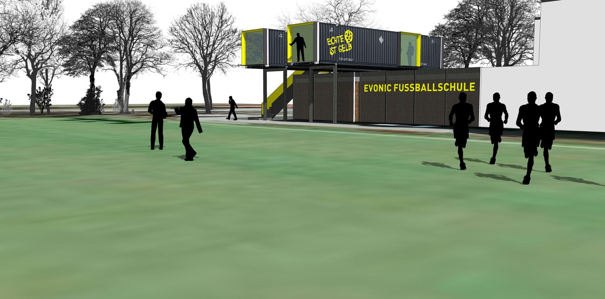 BVB Evonik Fussballschule Drahtler Architekten 2016