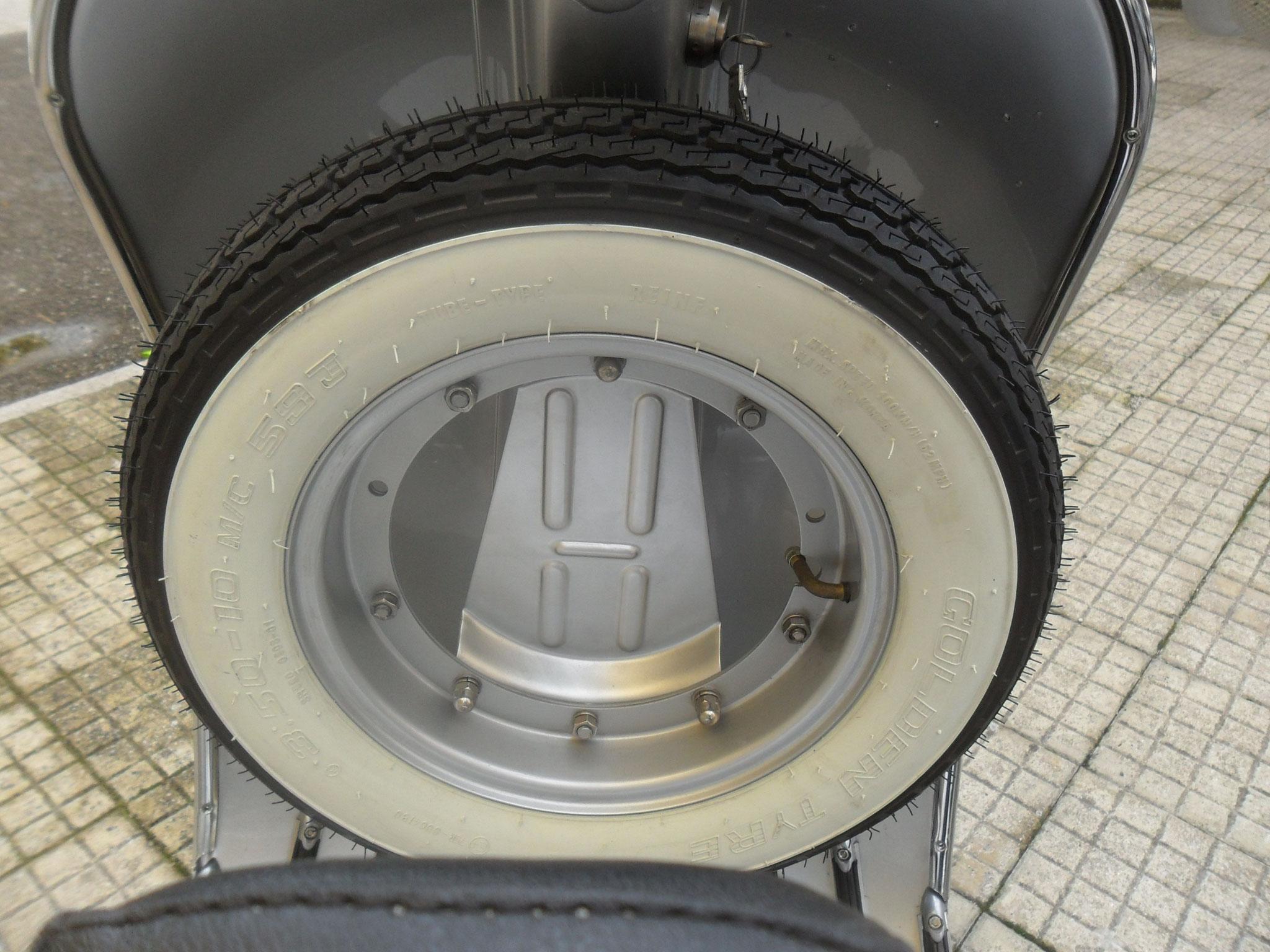 PIAGGIO VESPA GS VS5 150cc - RESTAURO PROFESSIONALE - contattateci per info