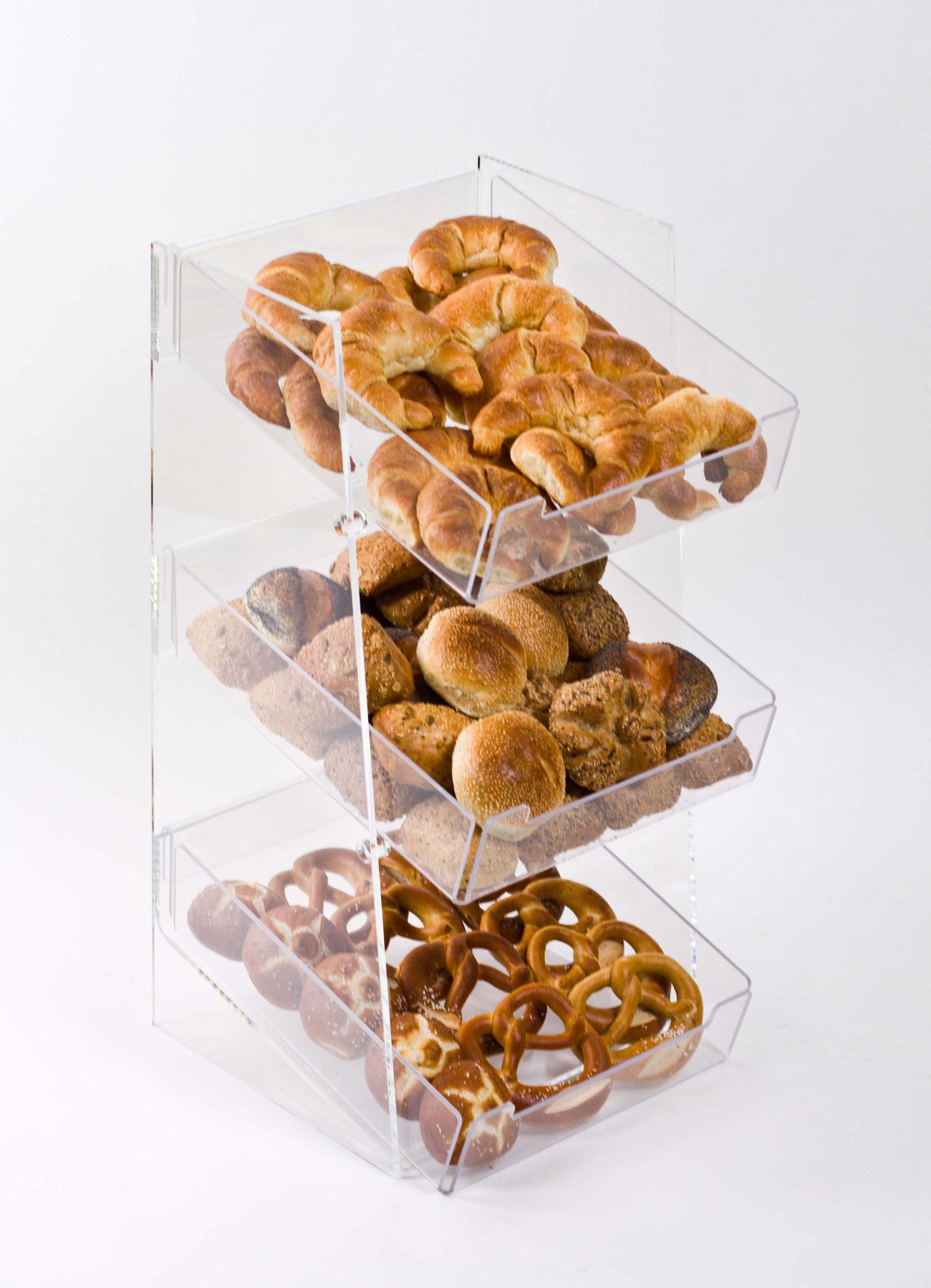 Présentoir pour produits de boulangerie 9910024