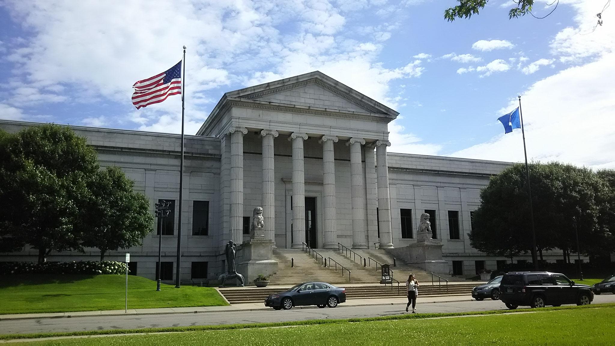 ミネアポリス美術館(ミネソタ州)