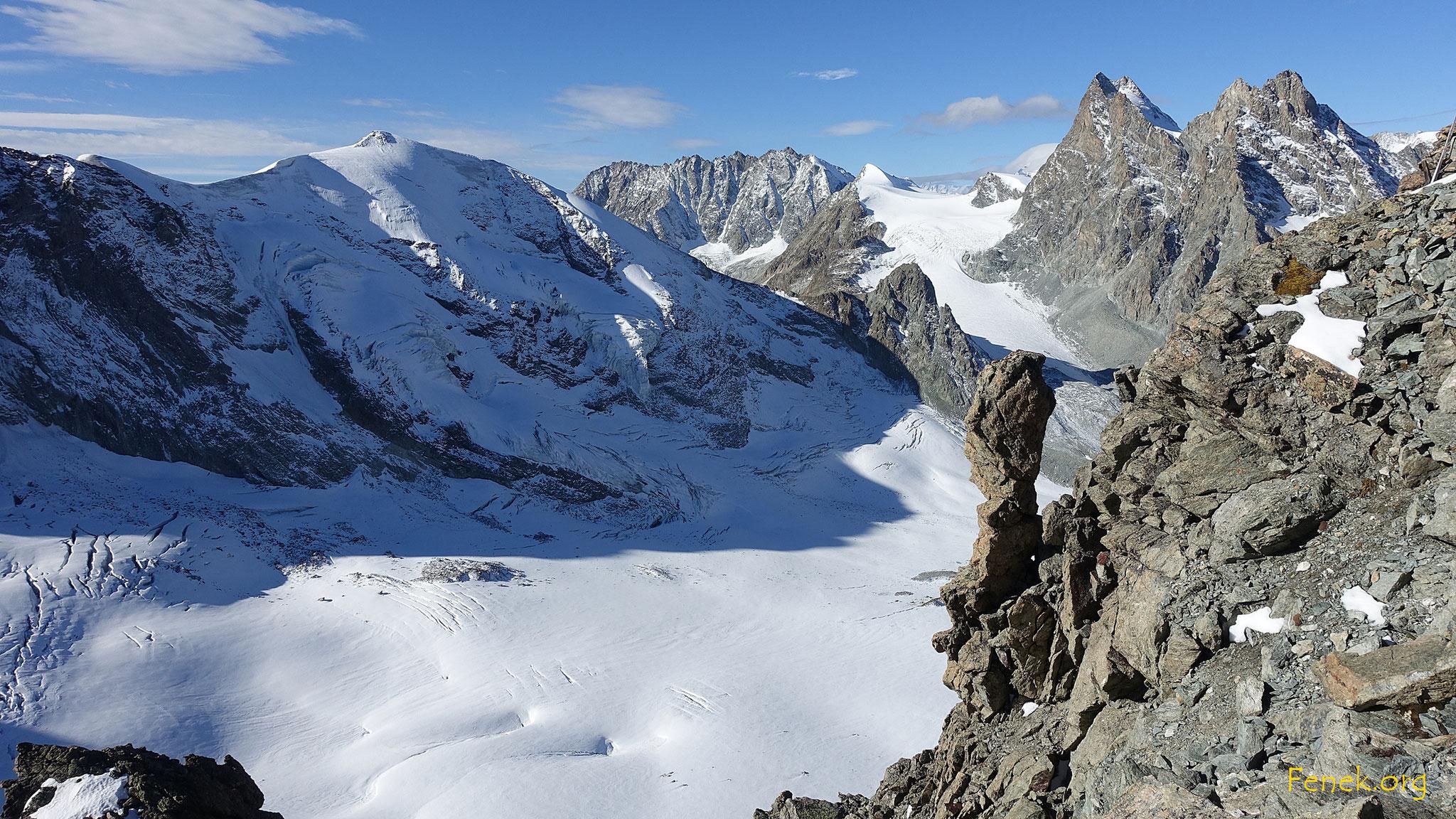 kleine Nadel beim Gipfel