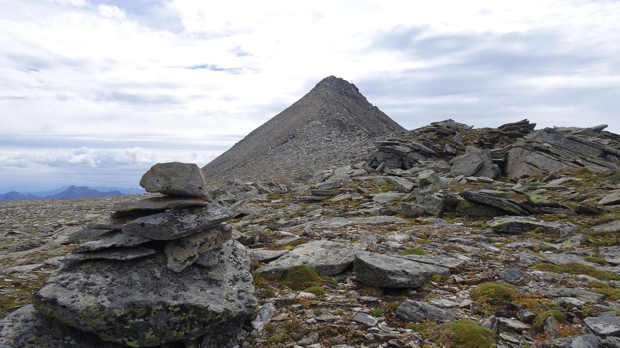 Chesselhorn - 2.Versuch geglückt - wunderbare Gegend am Simplonpass