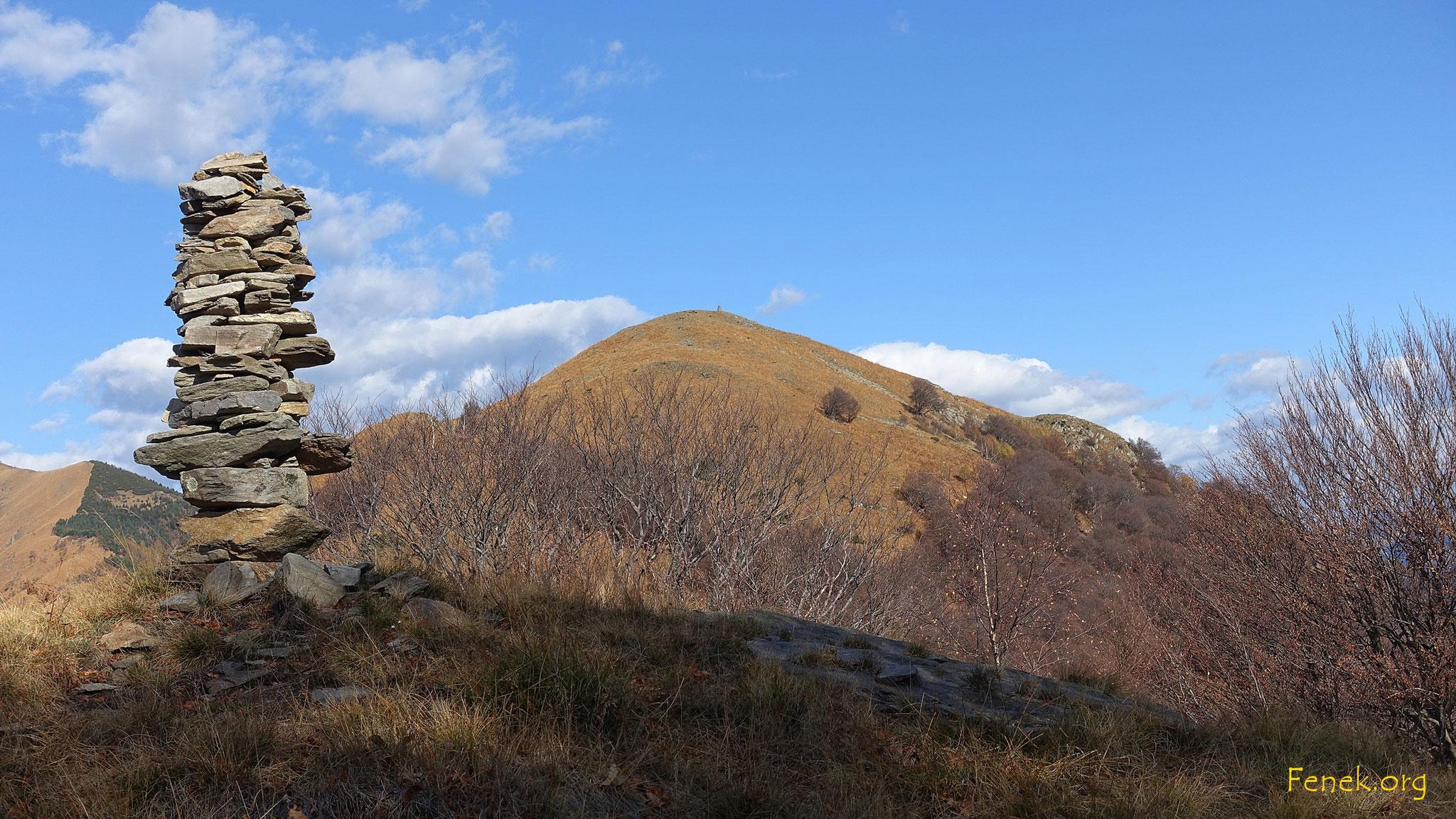 mein nächstes Ziel.... Monte Ferraro
