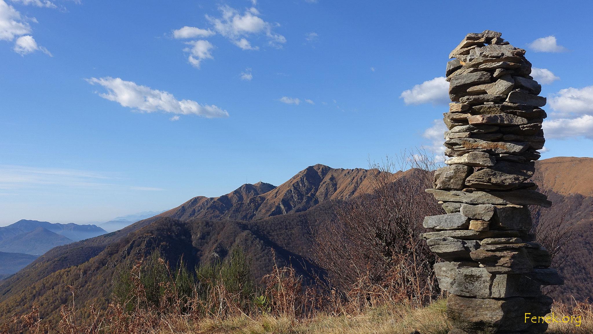 Blick zum Monte Lema