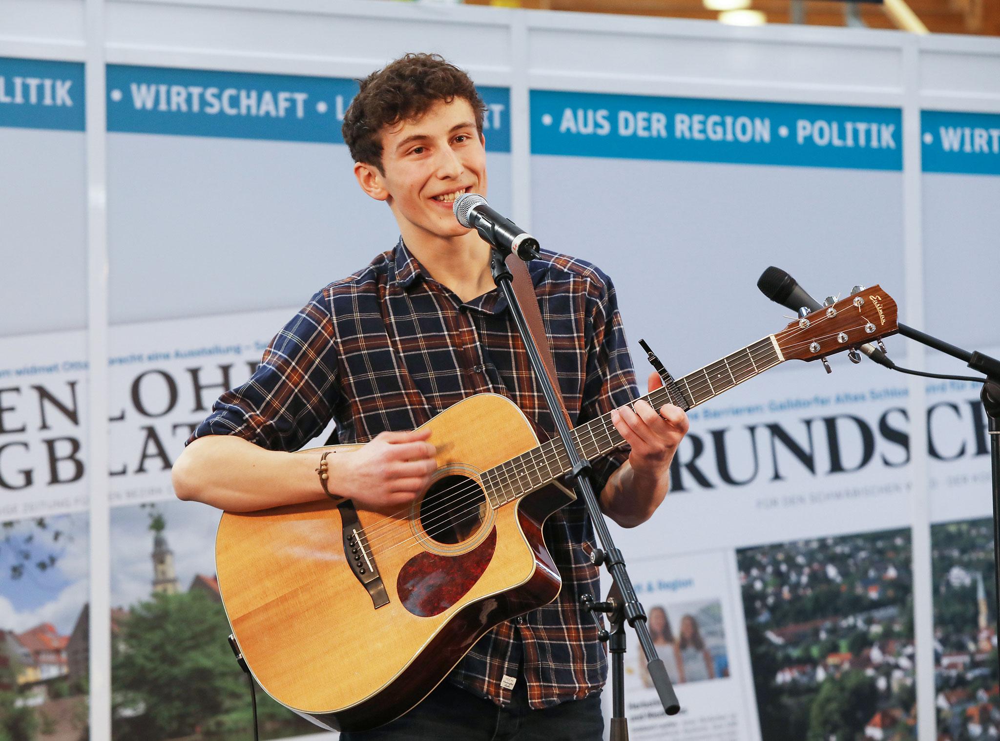 Luca Stöhr