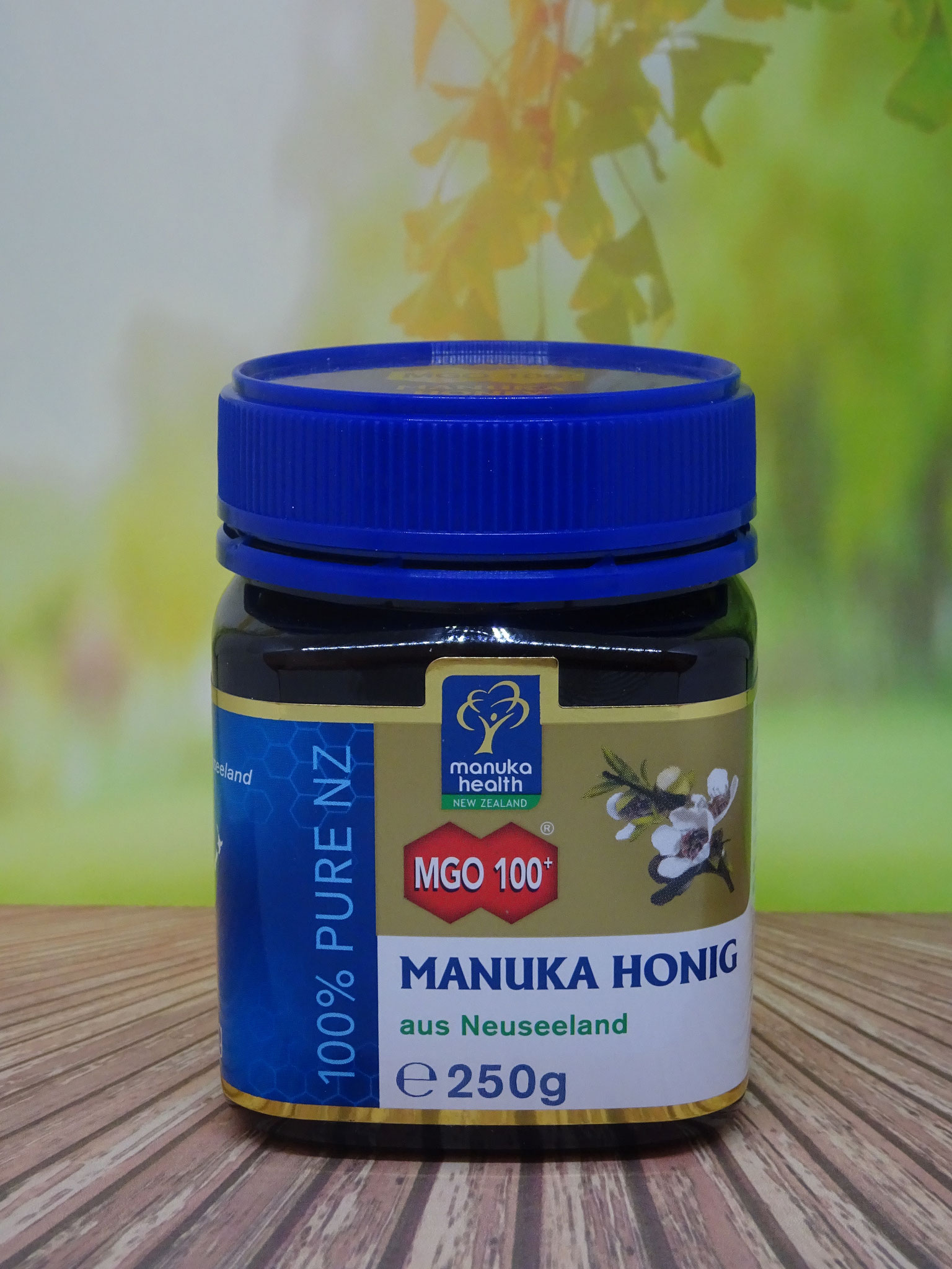 Manuka Honig MGO 100 250g (Manuka Health New Zealand)