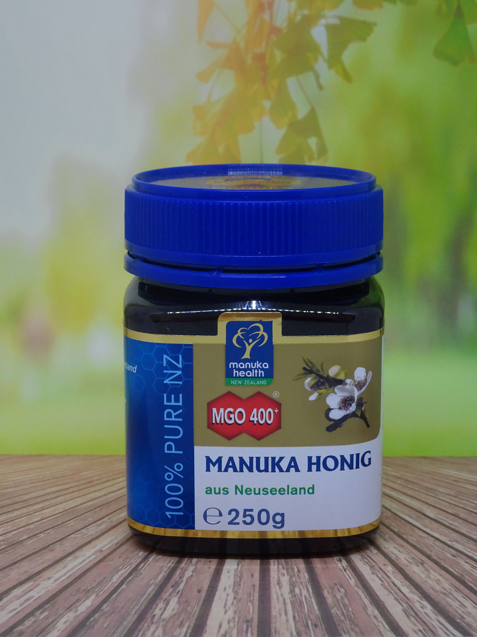Manuka Honig MGO 400 250g (Manuka Health New Zealand)