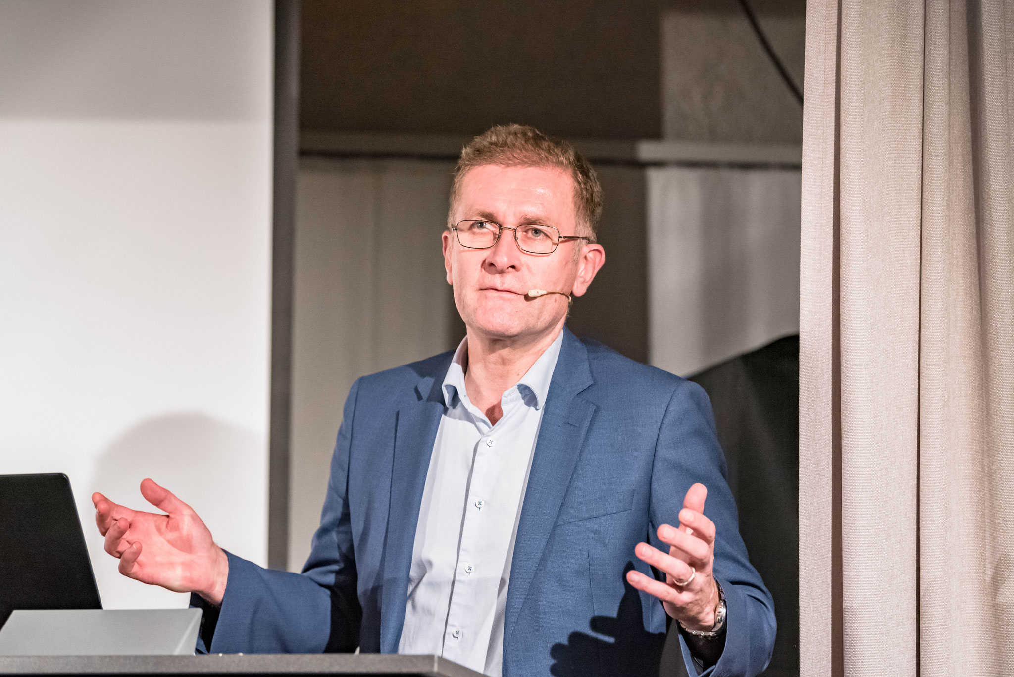 Christoph Neuhaus (président du Conseil-exécutif bernois, ancien directeur de la justice, des affaires communales et des affaires ecclésiastiques)