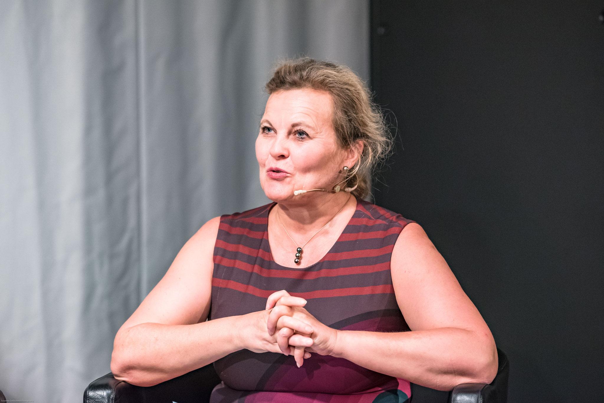 Simone Gretler Heusser (professeure à la haute école de Lucerne Travail social)