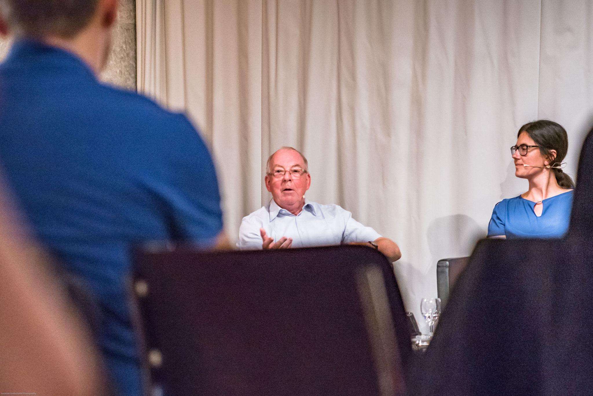 Ulrich Roth (Präsident Innovage-Netzwerk Bern Solothurn)
