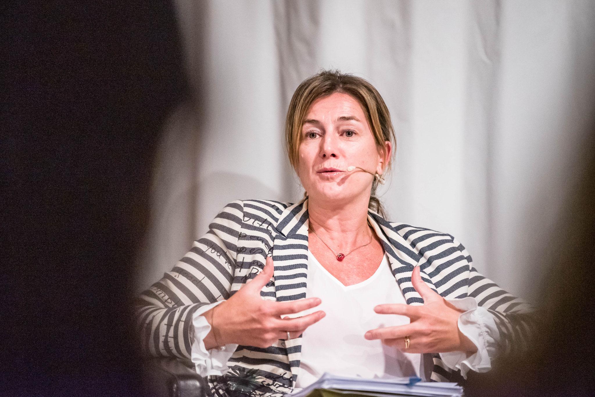 Virginie Borel (Forum du bilinguisme)
