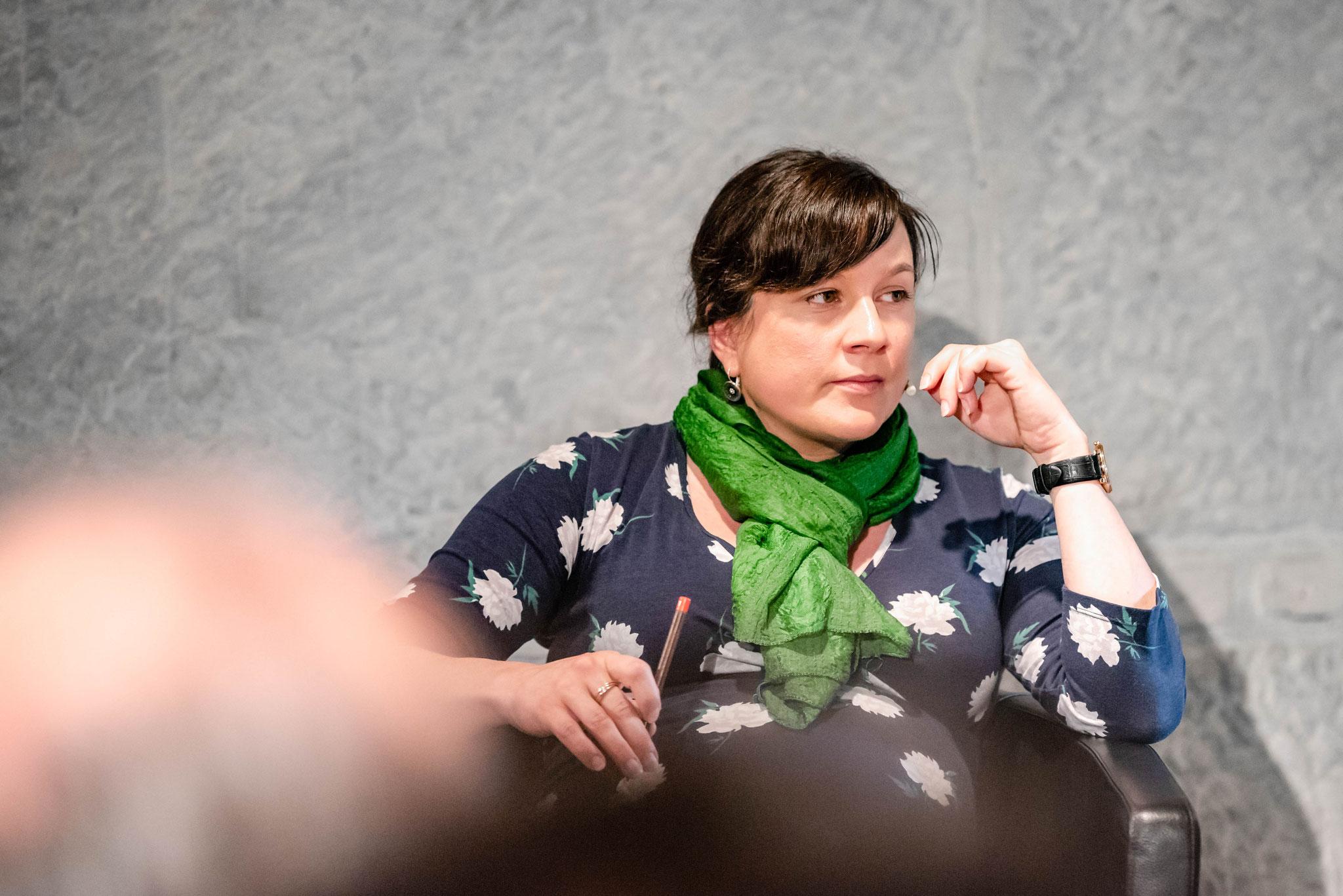 Sandra Daguet (économiste, Département fédéral des finances)