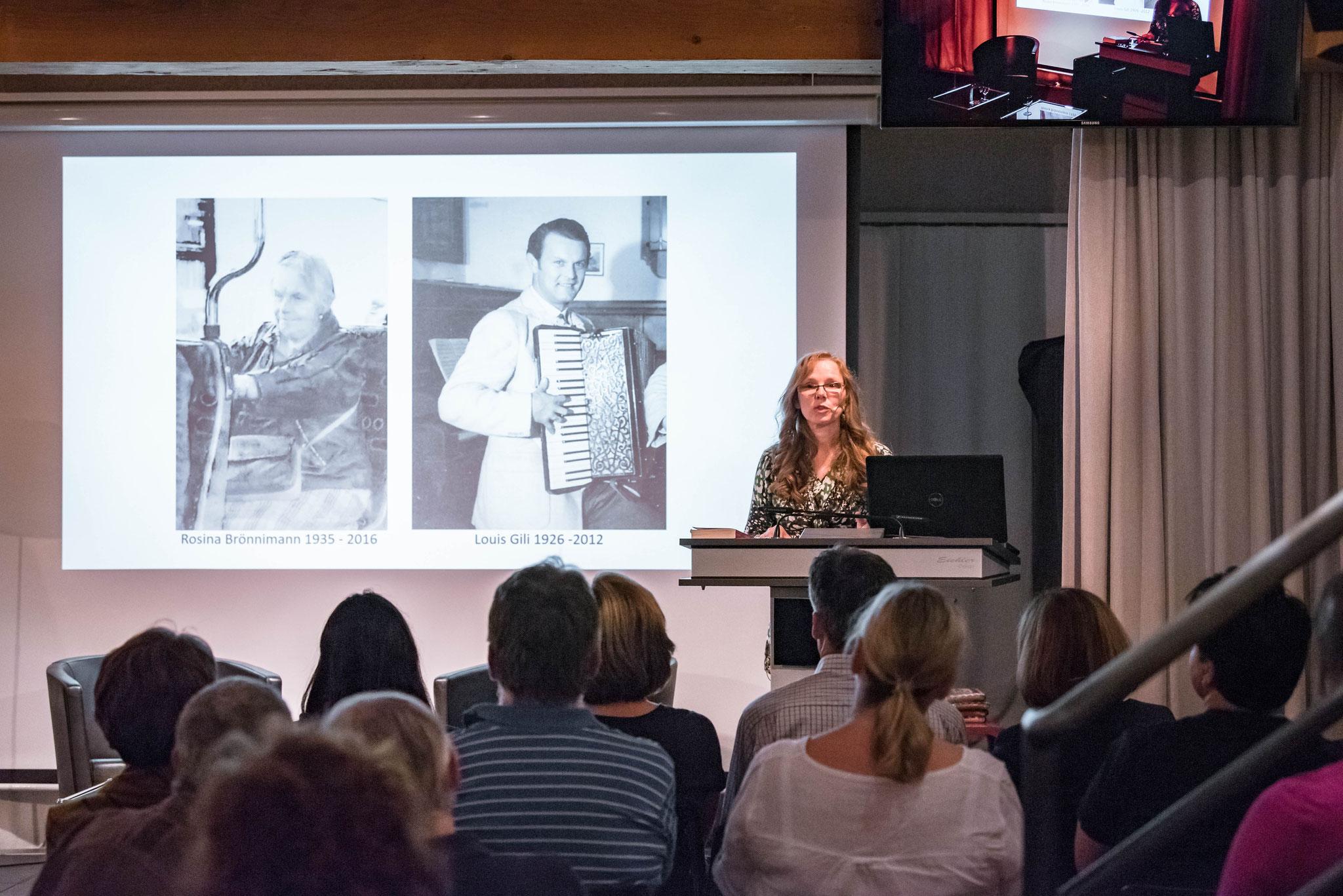 Lisa Brönnimann («Niemandskinder»)