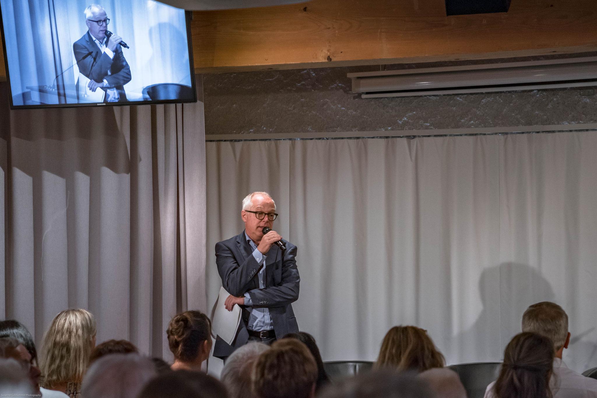 Thomas Göttin (Geschäftsleiter Polit-Forum Bern)