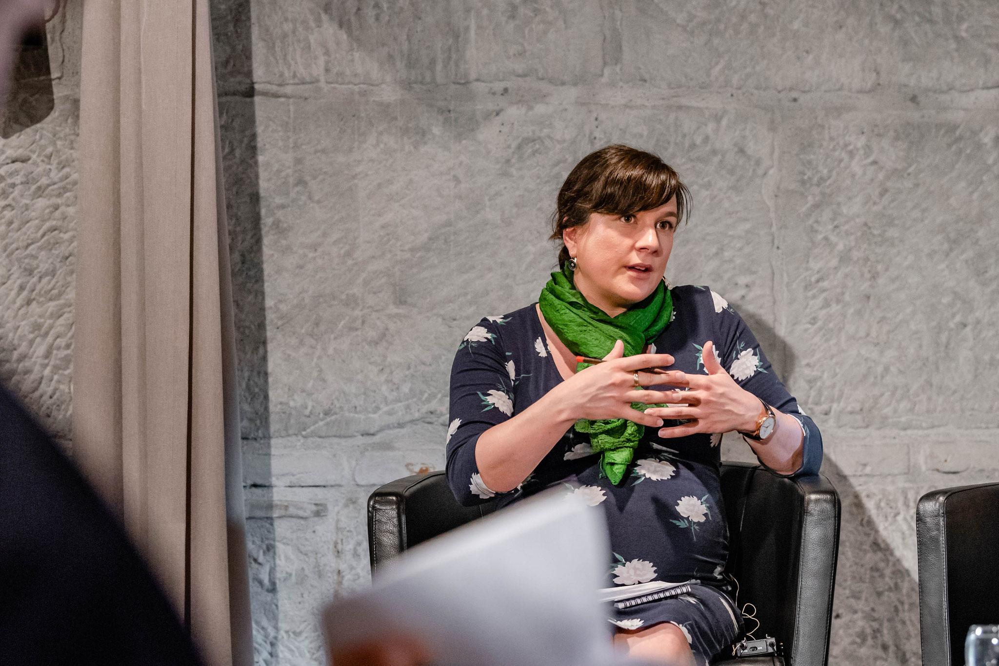 Sandra Daguet (Ökonomin, Eidgenössisches Finanzdepartement)